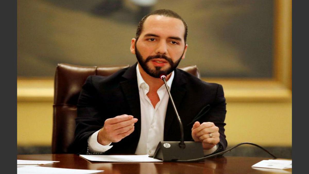 Presidente de El Salvador anuncia lanzamiento de comisión anti-impunidad