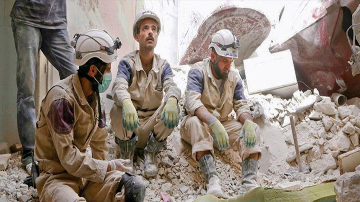 Acusan a ONG de asesinar sirios para crear noticias falsas
