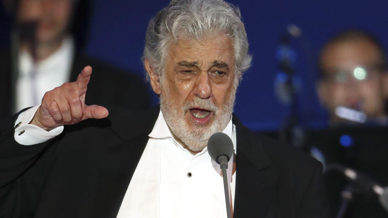 Otras 11 mujeres acusan al tenor Plácido Domingo por conducta lasciva