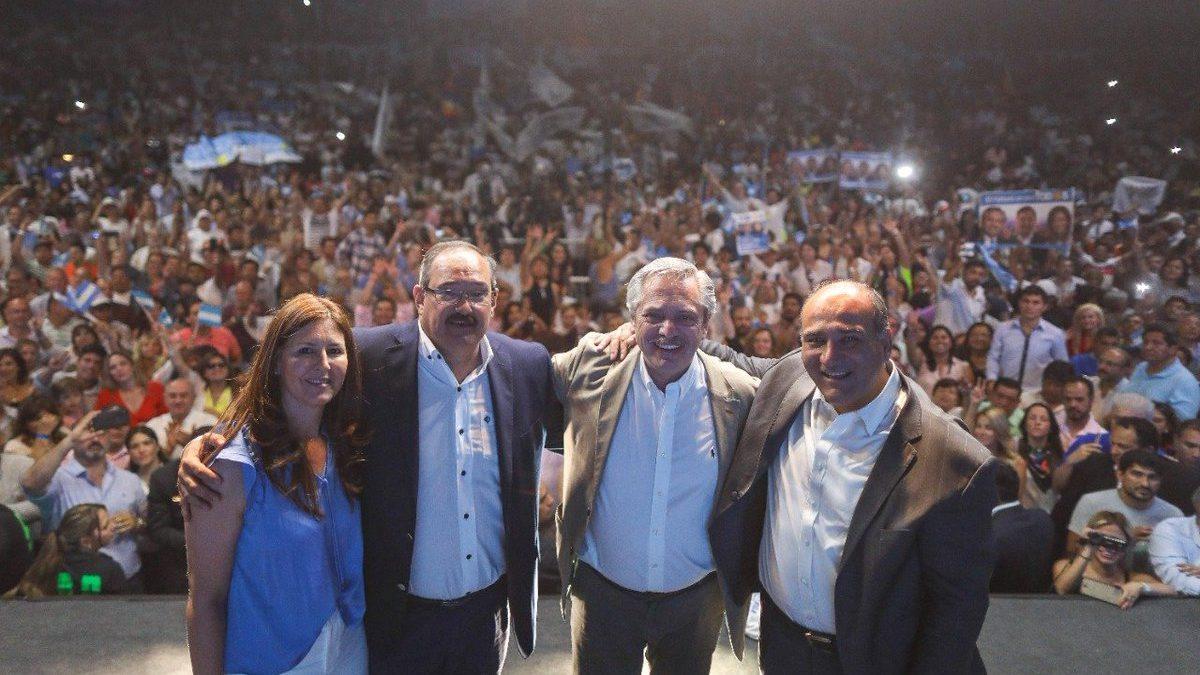 """Alberto Fernández  recordó que """"lo único que generó Macri fueron pobres"""""""