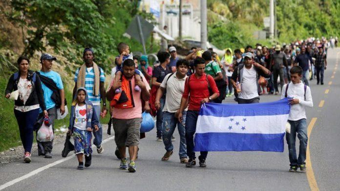 Más de 18.700 menores han sido deportados a Honduras en 2019