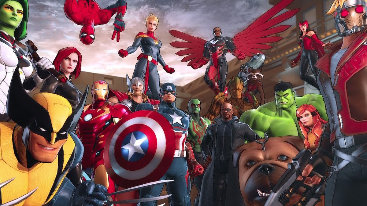 ¿Quiénes son los dueños de los personajes de Marvel?