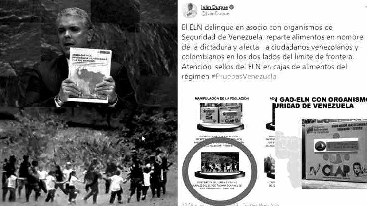 ¡Vergüenza ajena! Reacción de los colombianos tras montaje de Duque en la ONU sobre Venezuela