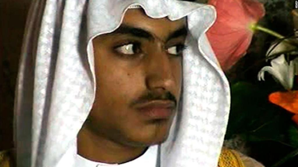 Donald Trump confirmó que Estados Unidos mató al hijo de Osama Bin Laden