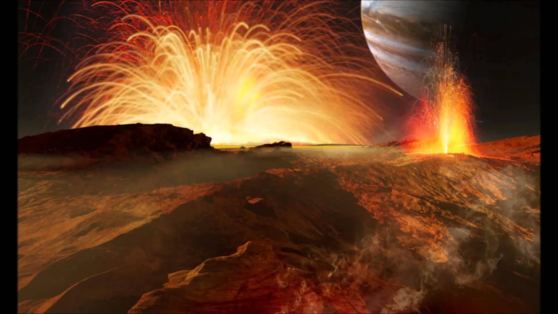 ¡Alerta! El «volcán más poderoso» del sistema solar está a punto de estallar