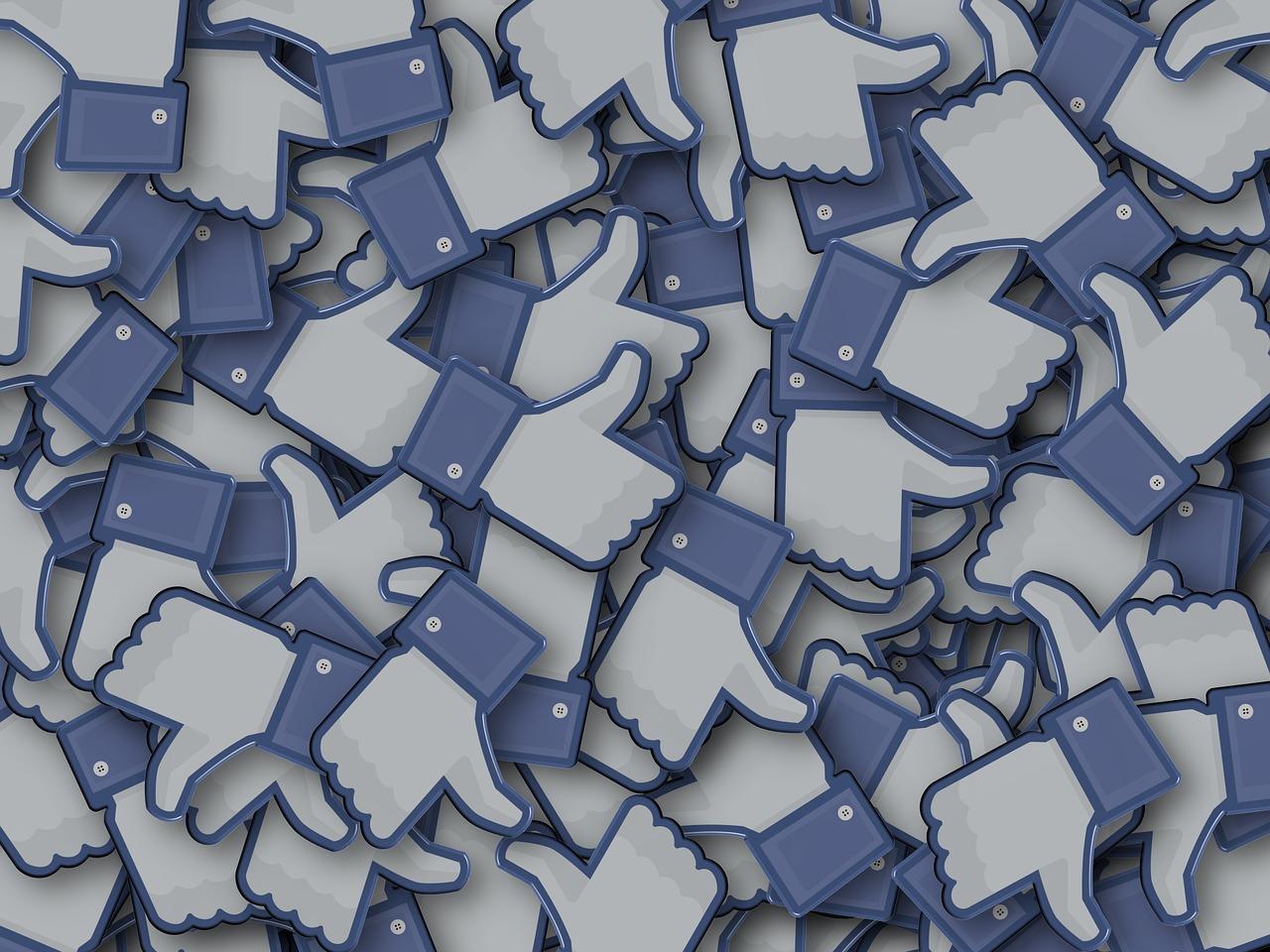 Los «me gusta» también están en la mira de Facebook