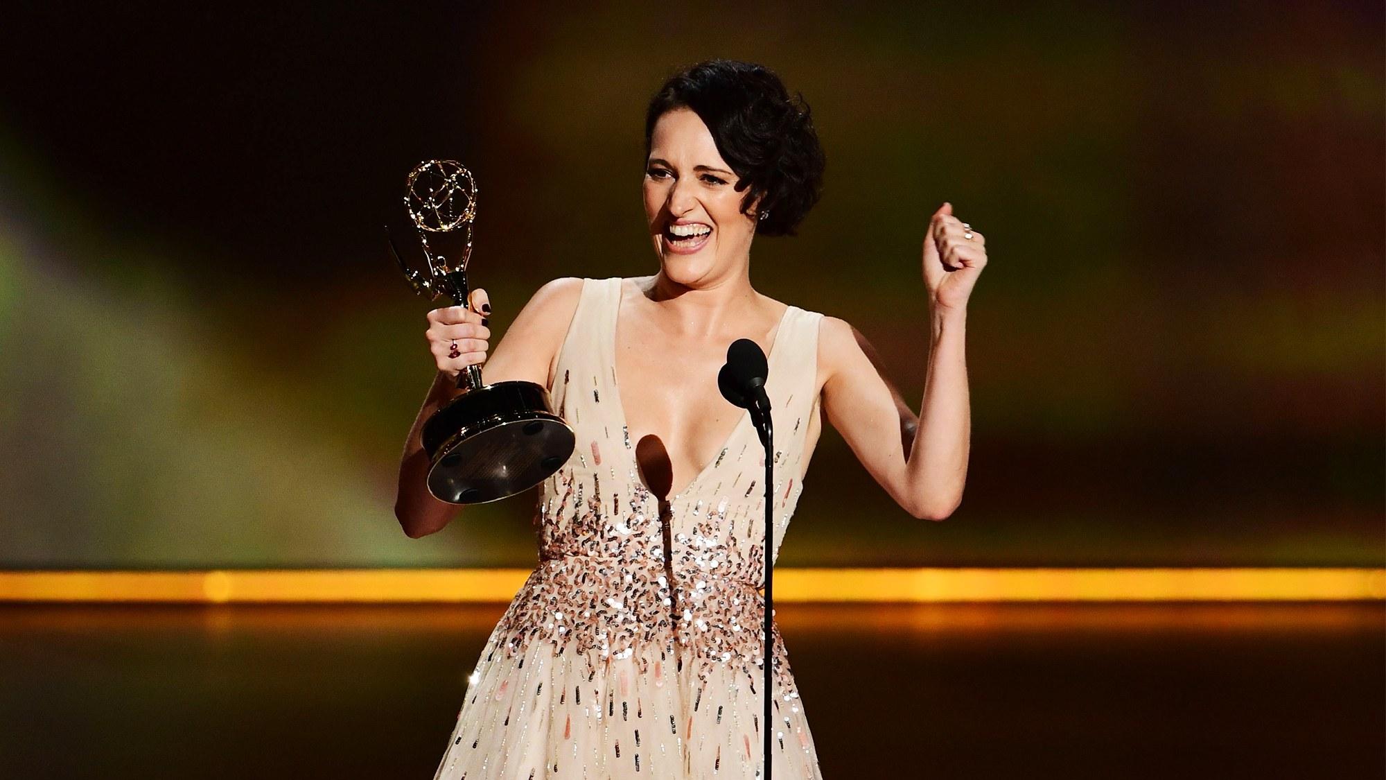 «Fleabag» de Phoebe Waller-Bridge triunfó en los Emmy 2019 (+Lista completa de ganadores)