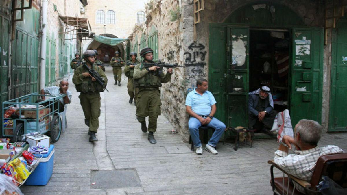 Netanyahu promete anexionar a Israel las colonias de la ciudad palestina de Hebrón