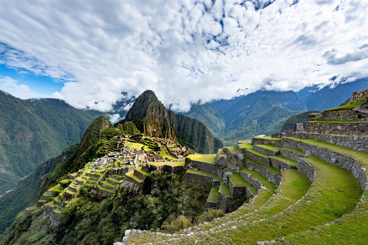 Machu Picchu fue construida sobre fallas tectónicas a propósito