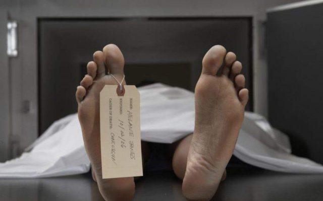 ¡Aterrador! Los cadáveres humanos pueden moverse durante más de un año