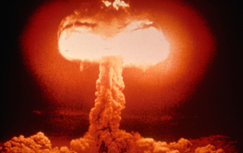 En 1979 Estados Unidos encubrió una prueba de una bomba nuclear israelí