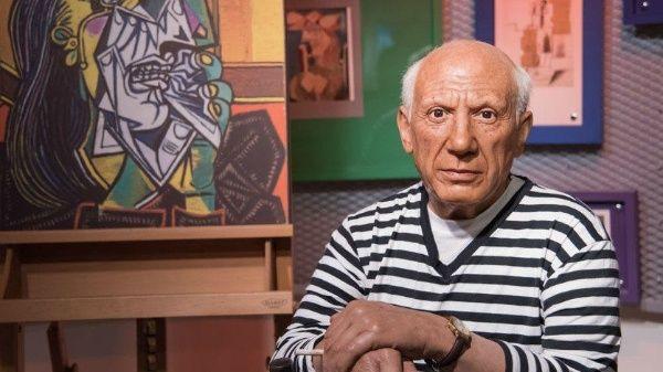 Reconstruyen con inteligencia artificial una pintura perdida de Picasso