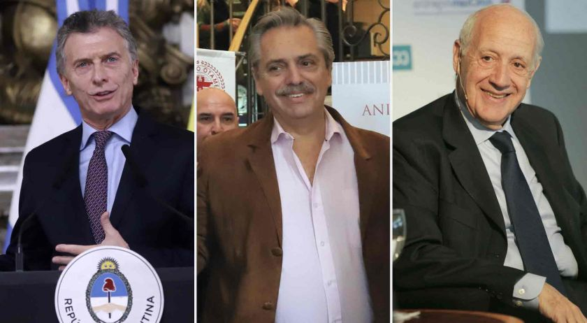 Así son los spot de campaña de los candidatos presidenciales de Argentina