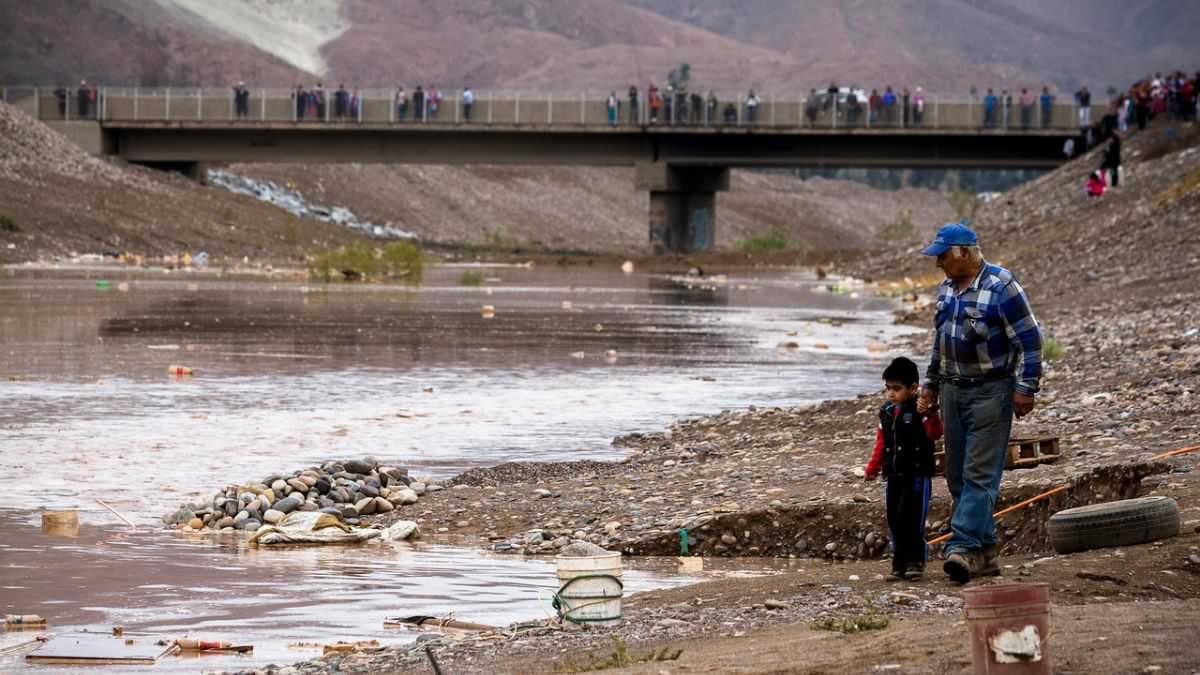 Estefanía González de Greenpeace: «En esta realidad hídrica no se puede sostener el modelo actual de gestión del agua»