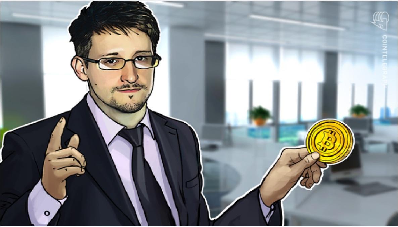 Snowden sobre demanda de EE. UU.: «En conclusión, esto es bueno para Bitcoin»