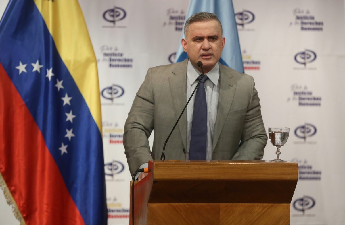 Venezuela: Fiscalía General donó insumos médicos decomisados a empresa por corrupción