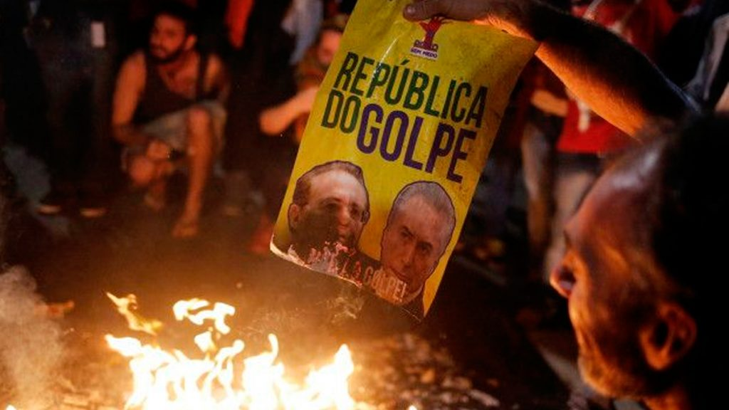 Michel Temer se lava las manos: reconoce golpe a Dilma pero niega todo lo demás