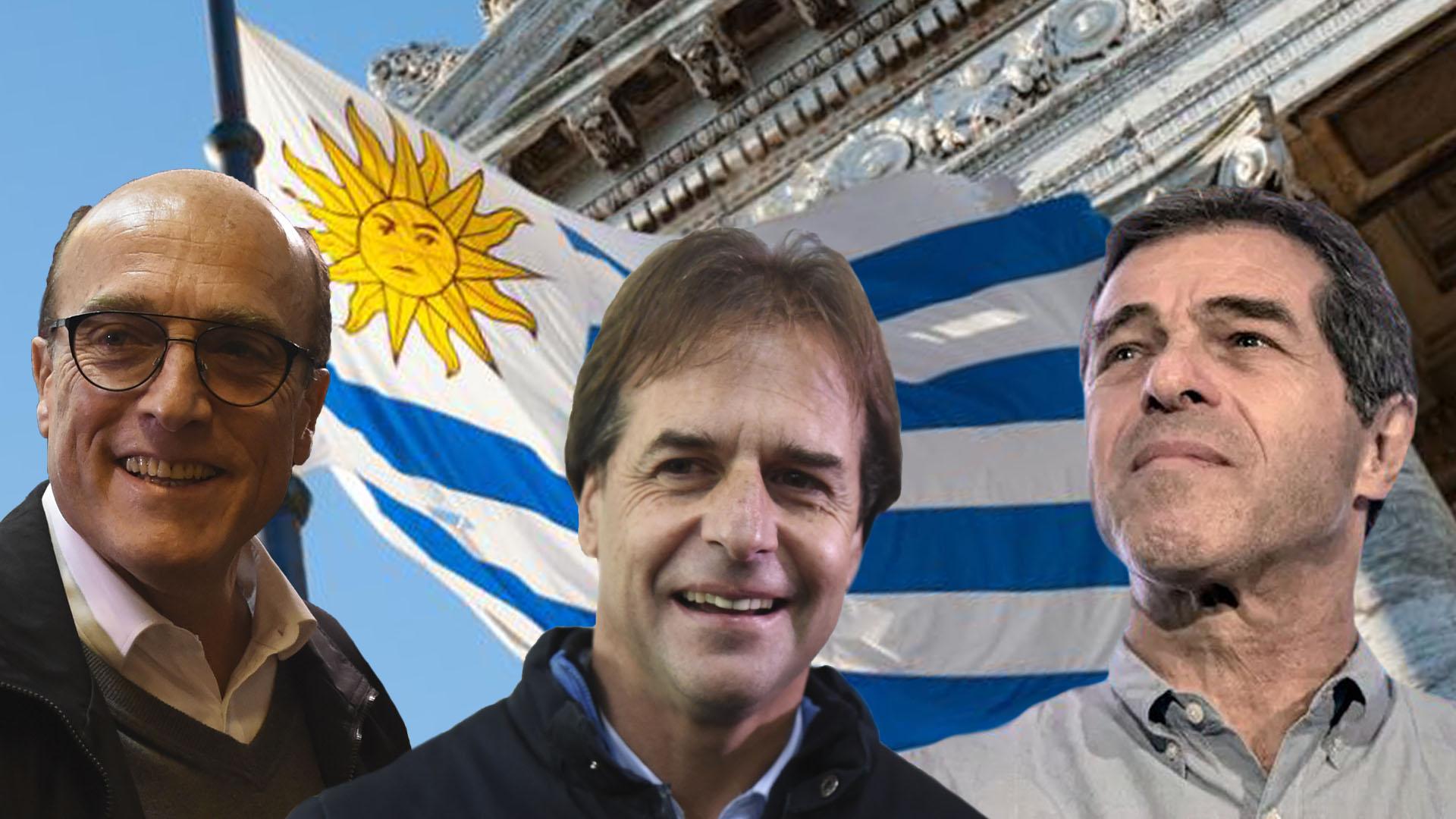 ¿Quiénes son y qué proponen los candidatos presidenciales en Uruguay?
