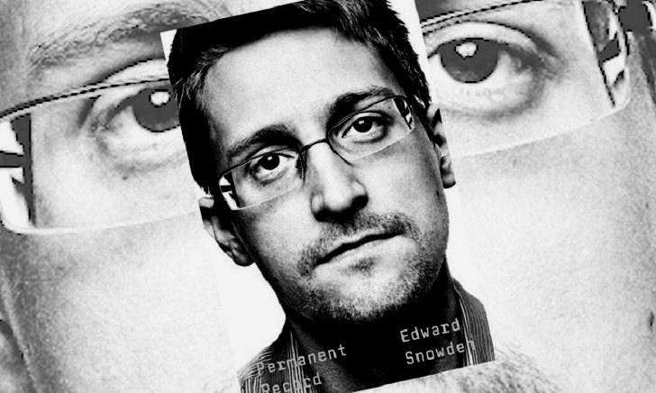 Trump Snowden