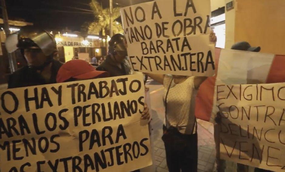 Venezuela repudia xenofobia, agresión y persecución contra sus ciudadanos en Perú