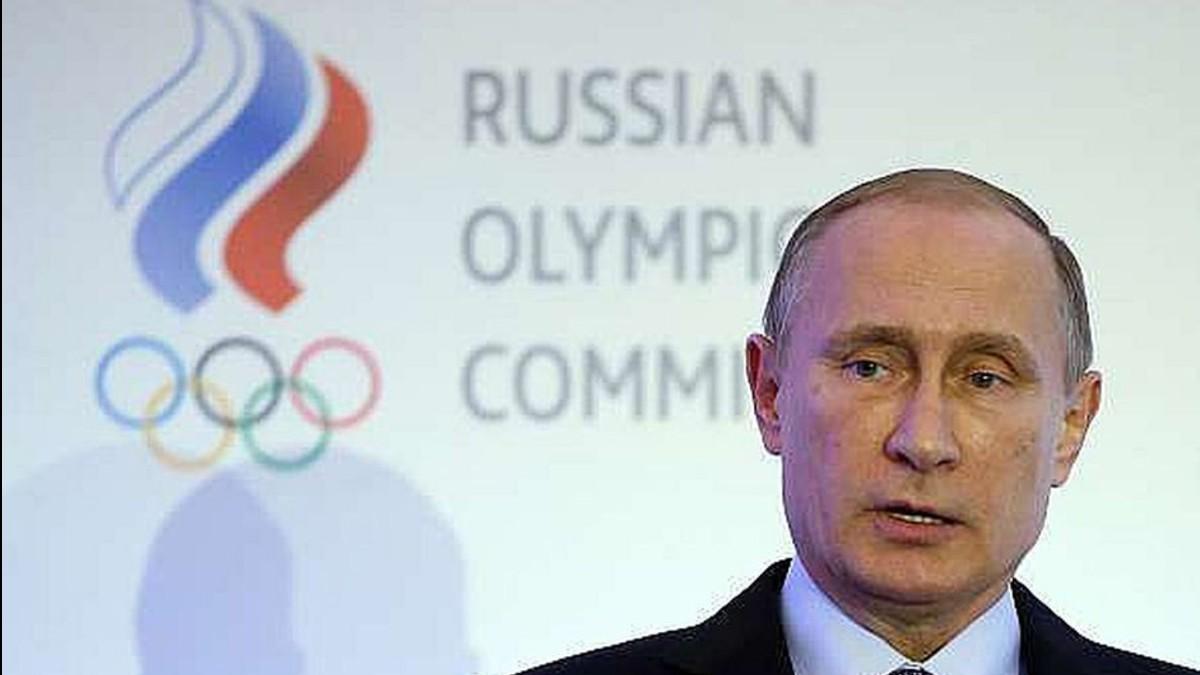 """Putin: """"Nuestro país y nuestros deportistas son los primeros interesados en dejar atrás  escándalos de dopaje"""""""