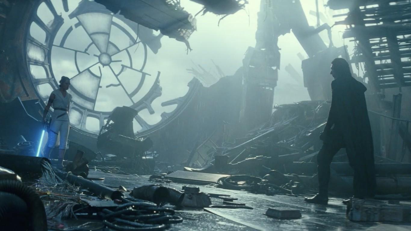 """Publican tráiler final de """"El ascenso de Skywalker"""", última cinta de la tercera trilogía de Star Wars"""