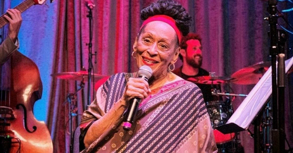 La novia del Filin: Leyenda viviente Omara Portuondo celebra sus 89 con un concierto