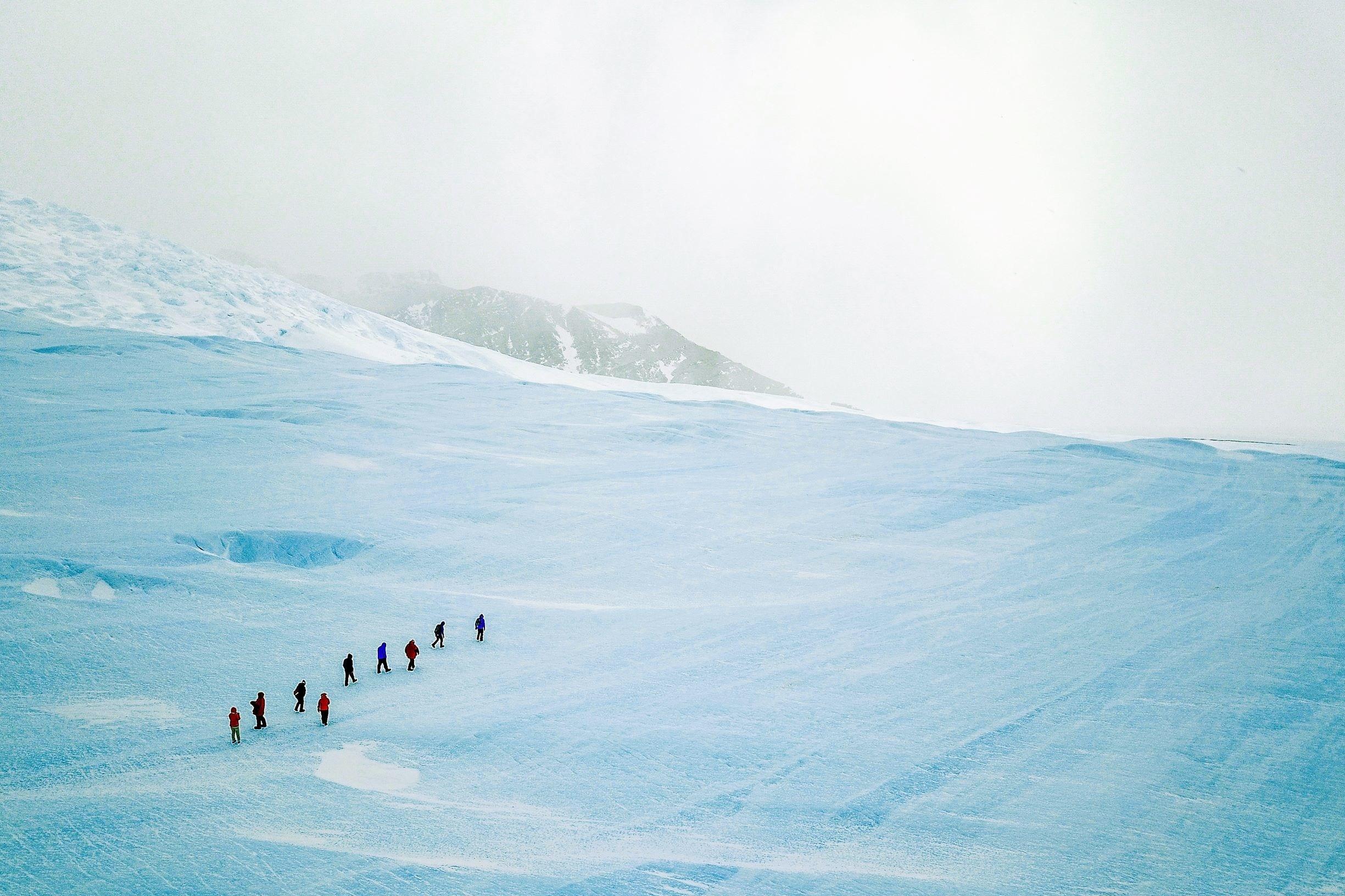 Navidad en la Antártida: buscan cinco voluntarios para unirse a expedición científica