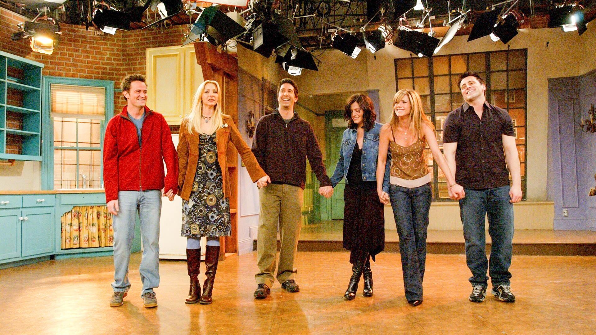 Le preguntan a Jennifer Aniston sobre un posible regreso de Friends y su respuesta dispara las expectativas
