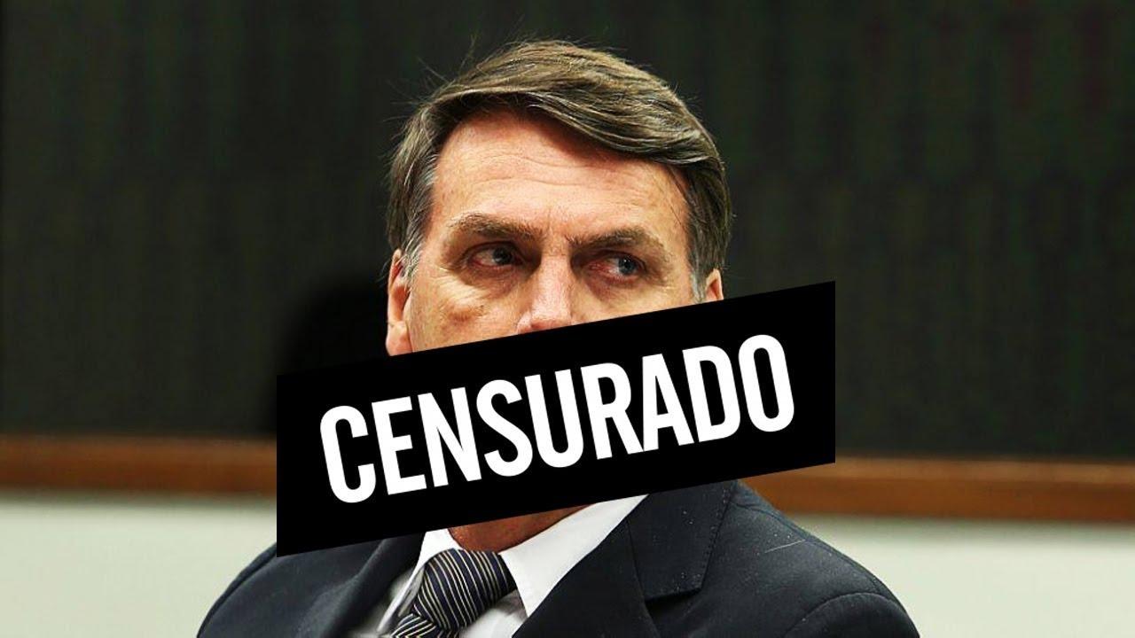 Si no eres como él no saldrás en cine ni televisión: Bolsonaro censura a minorías raciales y sexuales