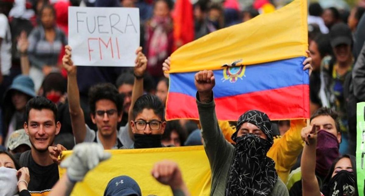 ¿Qué pasó en Ecuador: una insurrección popular o un intento de golpe de Estado?