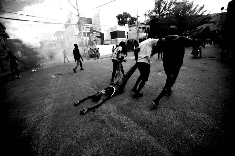 Sexta semana consecutiva de protestas en Haití ante los oídos sordos del mundo