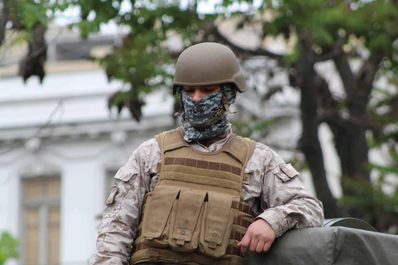 INDH constata 5 muertos por «presunta» acción de uniformados