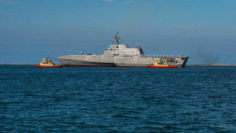 Washington quiere asustar a China con prueba de nuevo misil en el Pacífico