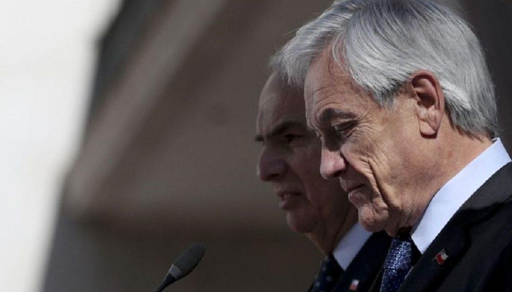 Justicia admite querella contra Piñera por violaciones a DD.HH