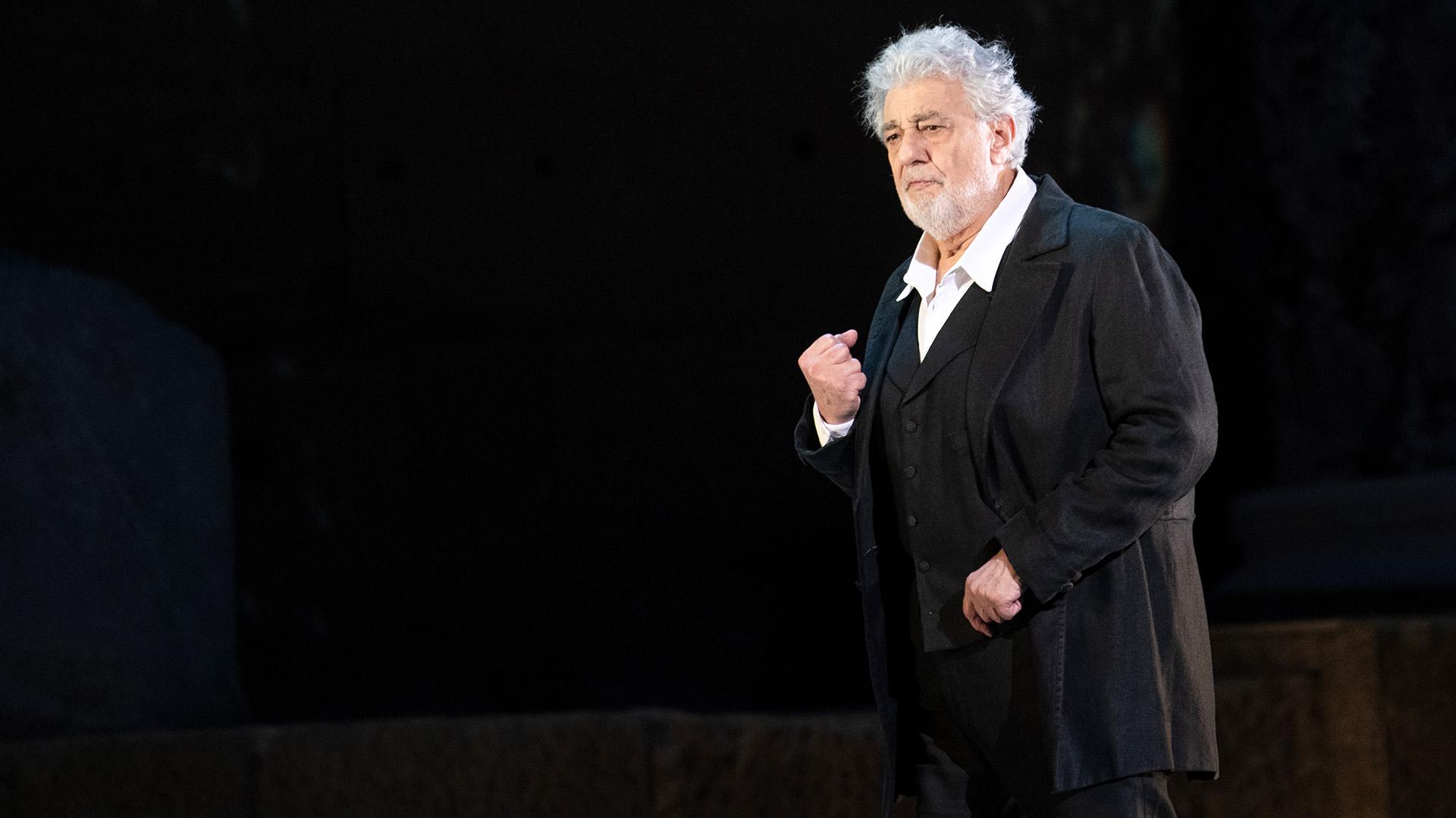 Por acusaciones en su contra: Plácido Domingo dimite a la dirección de La Ópera de Los Ángeles