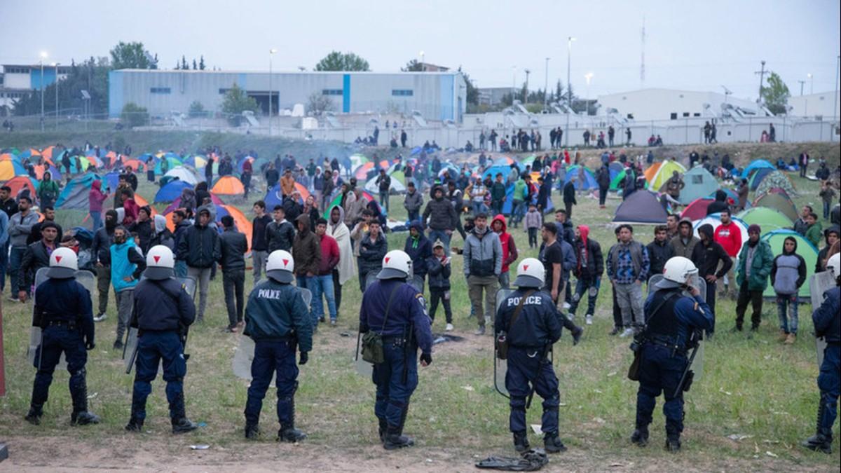 Alemania dispuesto a ayudar a los países que acogen refugiados
