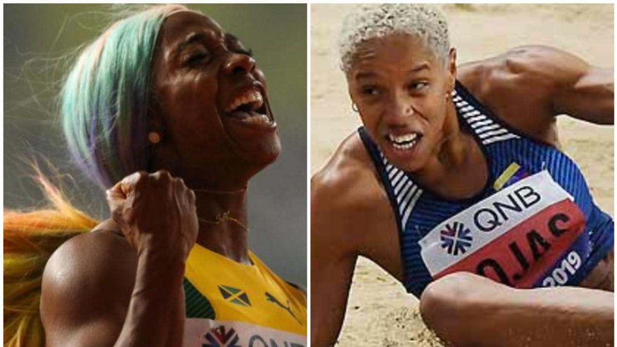 Dos mujeres dejan en alto a latinoamérica y el Caribe en los premios de la IAAF