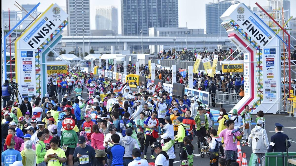 Altas temperaturas ponen en riesgo Maratón Tokio 2020