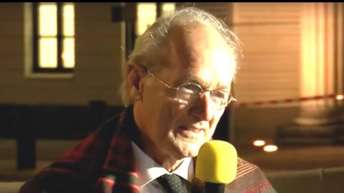 """John Shipton padre de Assange: """"Me he convertido en embajador de Julián y dondequiera que vaya hablo con gente y genero comprensión y apoyo"""""""