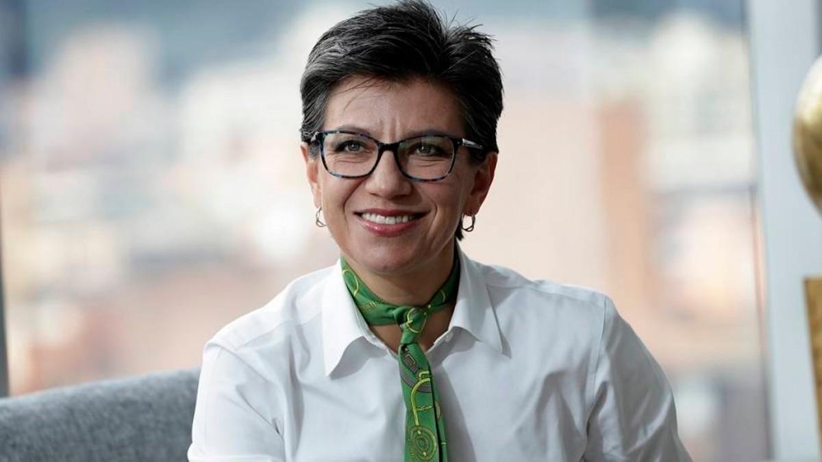 Claudia López será la primera mujer alcaldesa de Bogotá