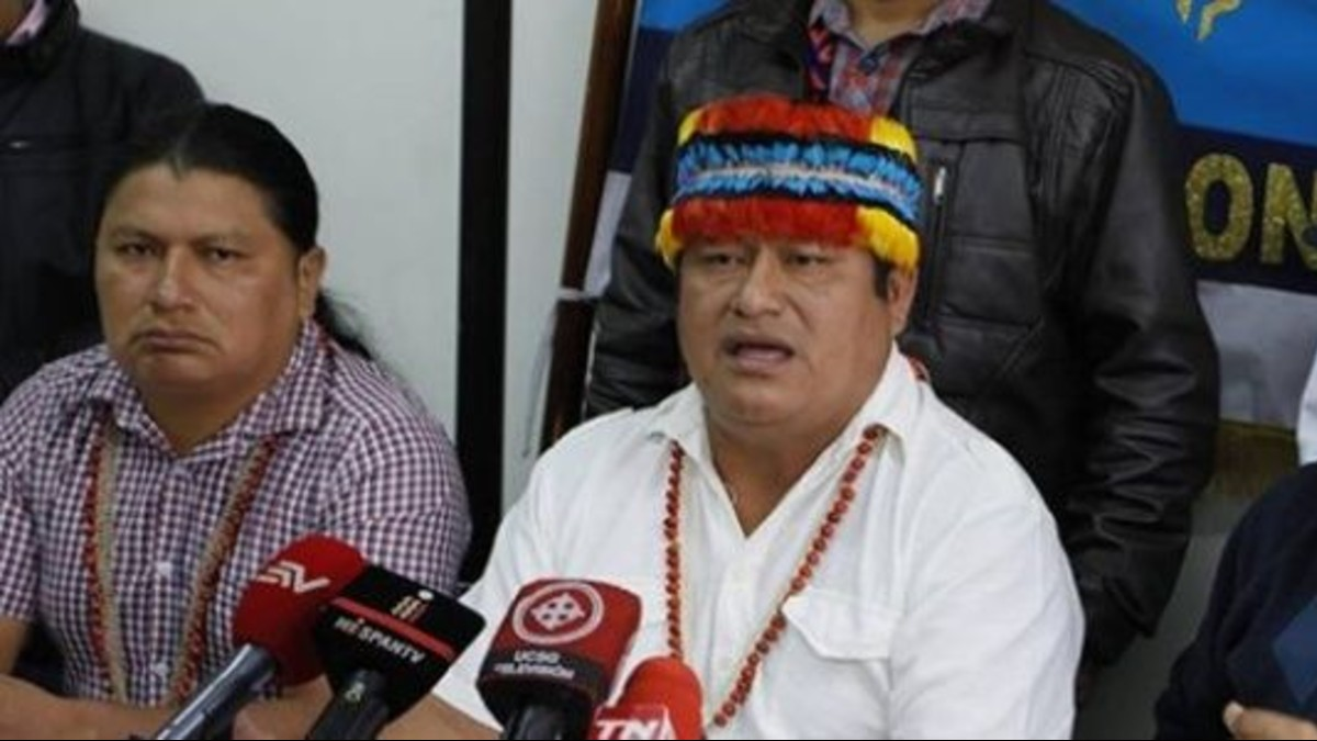 CONAIE denuncia al gobierno de Ecuador ante la CIDH por mala gestión ante la pandemia