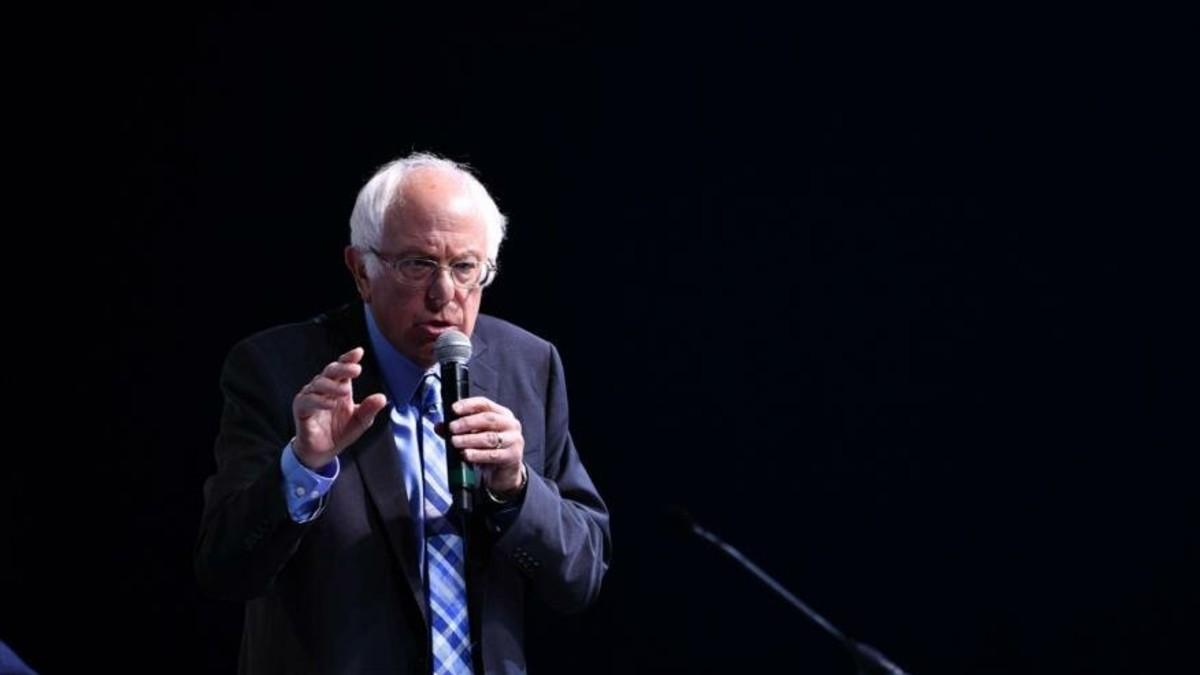¡Continúan las promesas electorales! Esta vez Sanders propone dar a Palestina parte de lo que actualmente recibe Israel