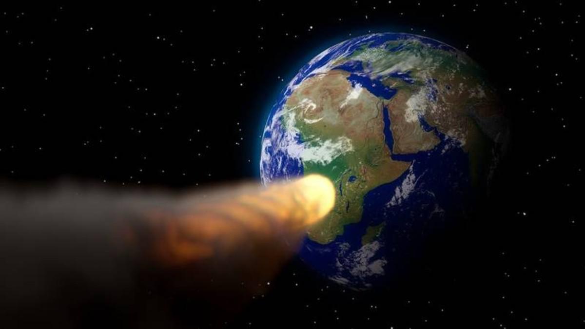 ¡No es un mito! La tierra fue impactada hace 13.000 años por un asteroide
