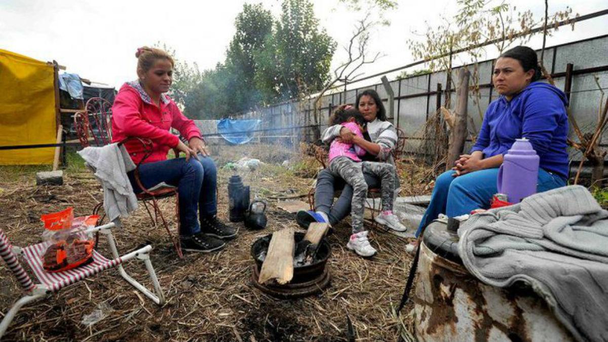 La pobreza en Argentina alcanzó a 35,4% de la población en el primer semestre de 2019