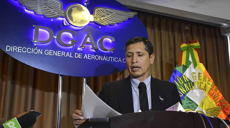 Fake news: Aviones venezolanos y cubanos  llegan a Bolivia