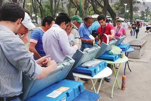 Salteños definen candidatos para comicios locales