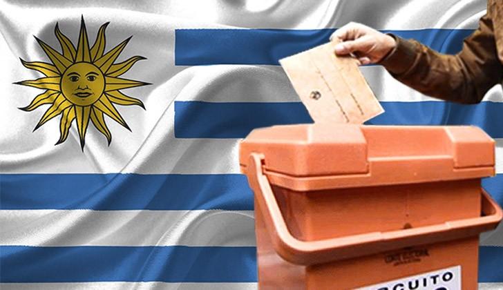 Iniciaron elecciones en Uruguay para definir continuidad de la izquierda o regreso de la derecha