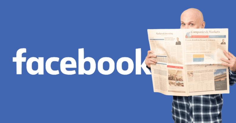 """Facebook lanza sección de noticias para combatir las """"fake news"""""""
