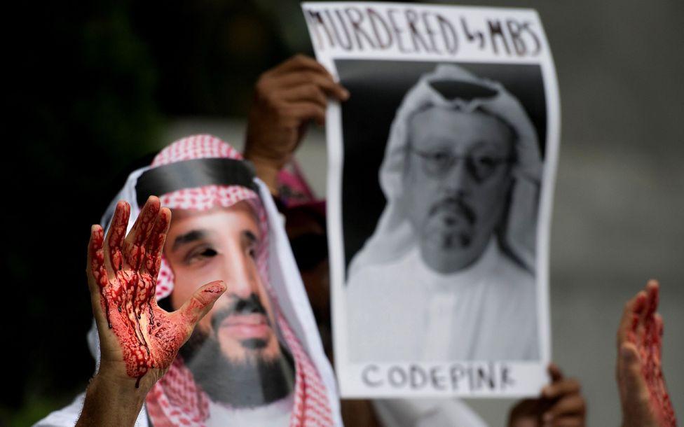 A un año de su asesinato, el fantasma de Jamal Khashoggi persigue al Príncipe saudí